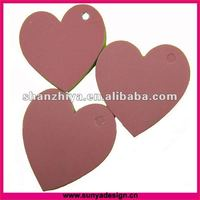 heart shaped nail files