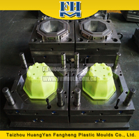 Plastic Injection flower pot making machine Household Flower Pot Mould