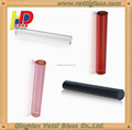 Heat Resistant Colored Borosilicate Glass Rod, Analytical Instruments Quartz Glass Rods Or Borosilicate Glass Rod