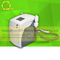 2 In 1 rf+elight ipl shr hair removal machine / wrinkle removal device