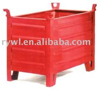 logistic steel box