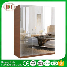 Hot Sale Bedroom Furniture Sets Clothes Wardrobe