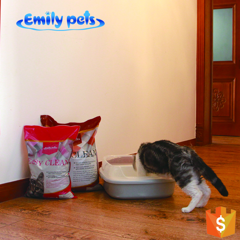 Pet Good Cleaning Products Cat litter Manufacture with Scent Wholesale Pet Supply