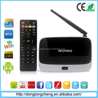 2015 Rockchip Quad Core Android 4.4 Smart TV Box CS918 Media Player 1080P Wifi
