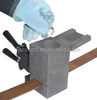 Thermite Welding Graphite Mold T, - + connection