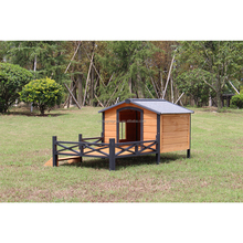 Custom Made Big Wooden Dog Breeding House