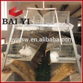 Customized Galvanized Welded Wire Mesh Rabbit House Cage