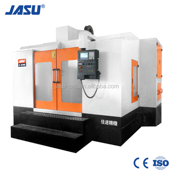 JASU V-1580D Heavy Duty CNC Vertical Machining Center Fanuc