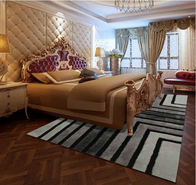 high quality Colorful Cotton tufted rug,carpets and rugs