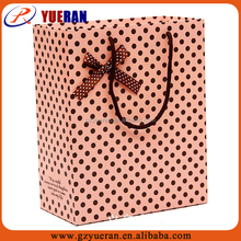 Custom cheap New fancy promotional india newspaper bags wholesale