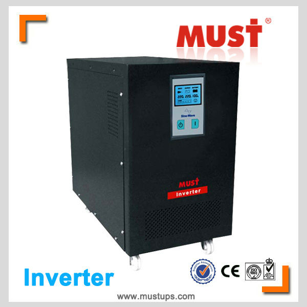 inverter with battery charger 10 kw MUST CHINA