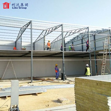 Oman sohar temporary facility for labor camp, portacabin weight, portacabin in oman