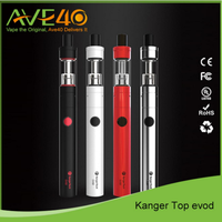 kanger topevod starter kit as evod pro evod vv evod mt3 common simple hot sale