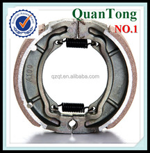 AX100 Brake Shoes Motorcycle Spare Parts And Auto Part