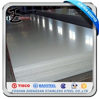 Goods Wholesale 300Series Flat Stainless Steel Cold Rolled Sheets