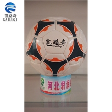 Best Quality official size and weight team sports equipment football