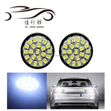 Wholesale Price Car Led Turn Light Bulbs T20 1206 22SMD DC 12V 6000K With Brake Light