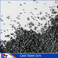 Grit Blasting Abrasive Of Cast Steel