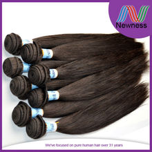 Grade 5A 100% Malaysian Straight Virgin Persian Remy Hair