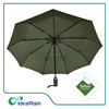 Windproof 60MPH travel umbrella auto open auto closed travel umbrella with Dupont Telfon 210T Fabric