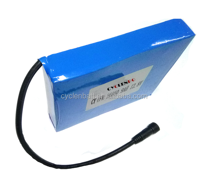 12v solar storage lifepo4 battery pack Rechargable LiFePO4 Lithium Li-ion Battery