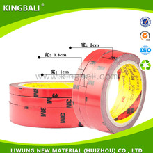 3m double sided tape for common electric use