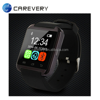 Cheapest bluetooth mobile phone mens watch/ waterproof high quality hand watch mobile phone