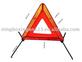 Reflector Triangle Kit With Certificate