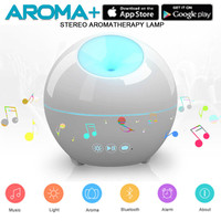 2016 new aroma diffuser with colorful light