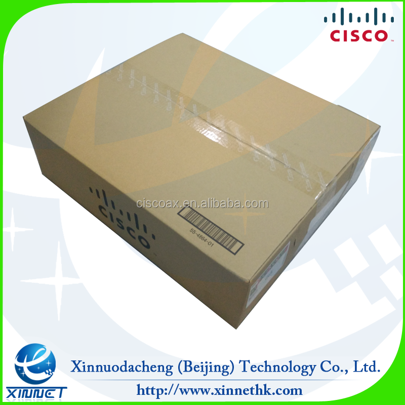 Original New Cisco Network 3750X 24 Port Managed Switch WS-C3750X-24S-S
