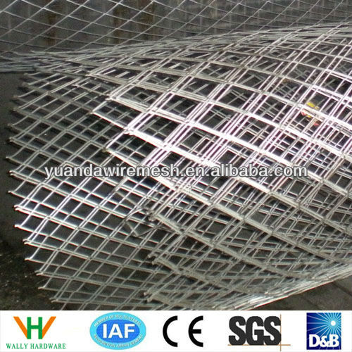 Black Expanded Metal Mesh for building