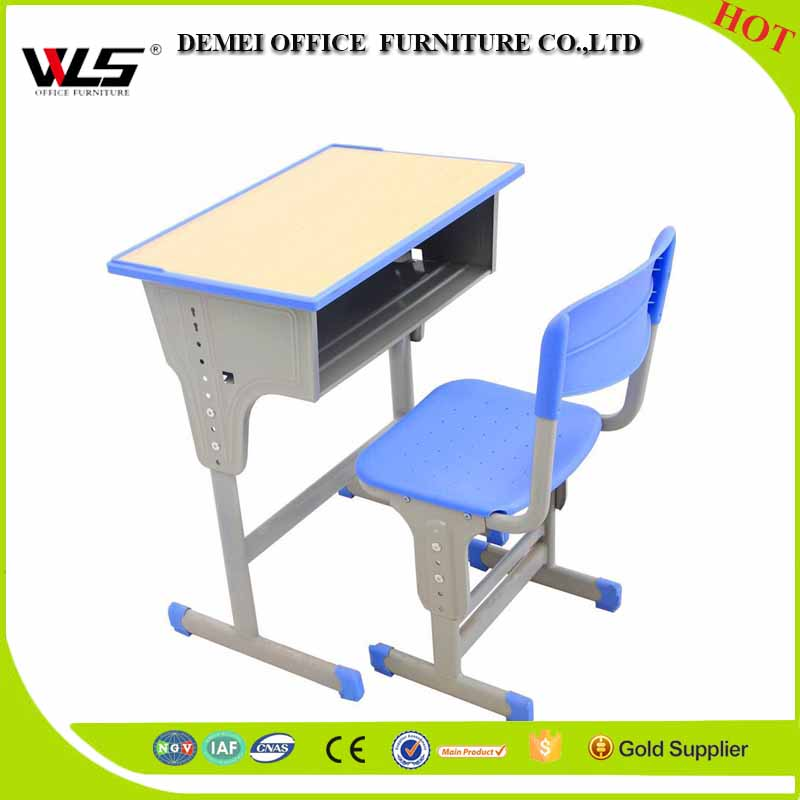 high quality standard classroom desk and chair school furniture