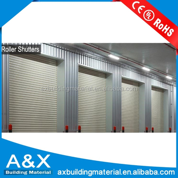 2015 hot sale on alibaba bullet proof interior window roller shutter
