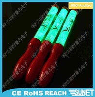 SUNJET 2016 christmas decoration personalized blinking sparkling light sticks