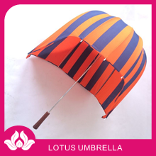 fashion safety reflective helmet umbrella