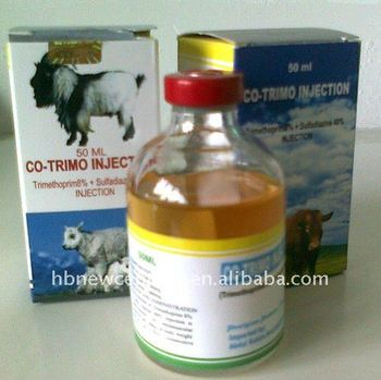 48% Sulfadiazine Injection