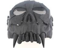 different color of Desert Corps Halloween Masks party masks Death The Treasure Hunter Mask