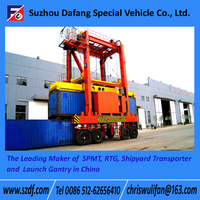 Container Straddle Carrier, Crane for sale