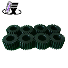 Complete in specifications aluminum synchronizer ring custom industrial straight spur gear