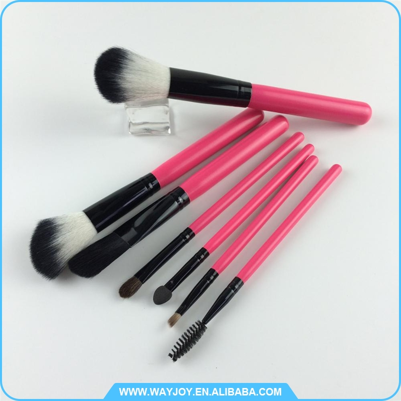 top quality luxurious beauty make up brush sets