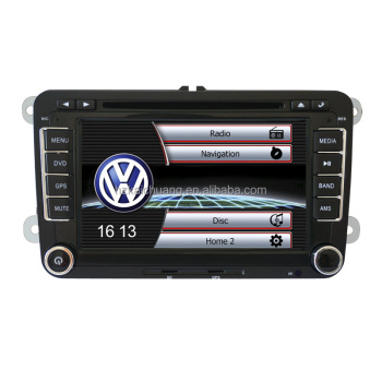Auto Radio Car DVD for VW Jetta GPS Navigation Bluetooth 7inch Touch Screen