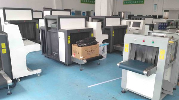 X-Ray Security Inspection Scanner for Subway/Airport x ray baggage machine TS-6550