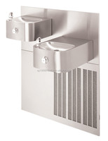 HAWS Barrier-Free Chilled Dual Wall Mount Fountain H1119.8