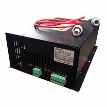 Air- Cooling 80W Laser Power Supply for CO2 laser engraving machine