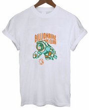 T Shirt Men Billionaire Boys Club BBC Letter White Color Short Sleeve Tops Male Tops Outdoor New Arrival