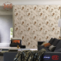 2016 guangzhou the wallpaper, living room wallpaper/modern home decor