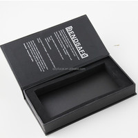 Custom Paper Eyelash Clear Packaging Private