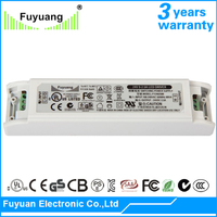 PSE UL CUL CE BS SAA Approved Led Dimmable Driver 18V 3A