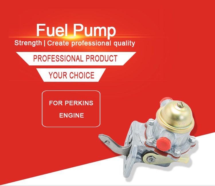 WMM OEM 2641A053  Massey Ferguson Small Diesel Engine Fuel Lift Pump Assembly Agricultural Tractor Engine Spare Parts Fuel Pump