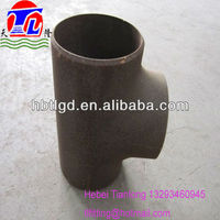 HOE SALE ASTM A 106 STEEL TEE/REDUCING TEE & EQUAL TEE